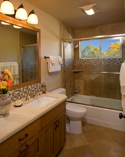 Bathrooms eberle remodeling for Bathroom design ideas 8x10